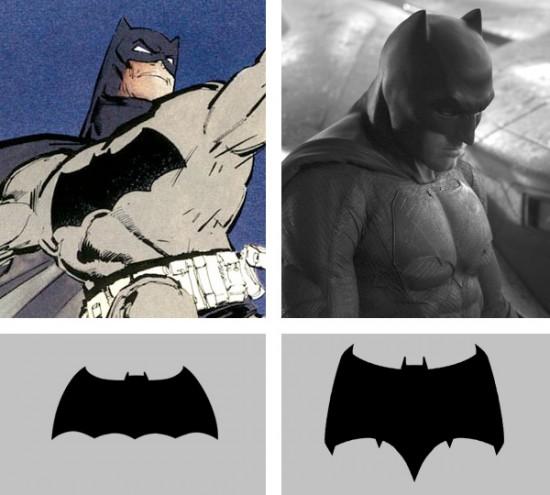 Batsymbol comparison