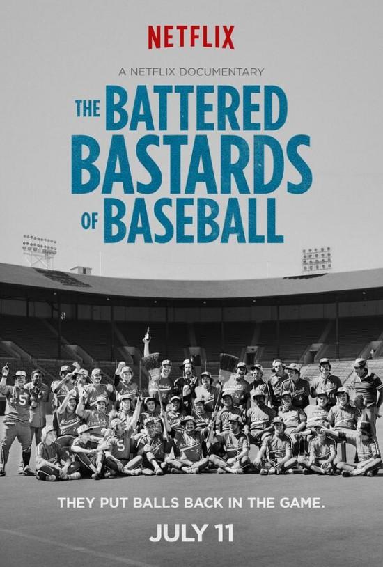 Battered Bastards of Baseball Netflix