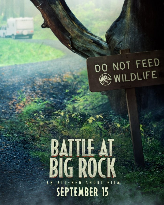 Battle at Big Rock poster