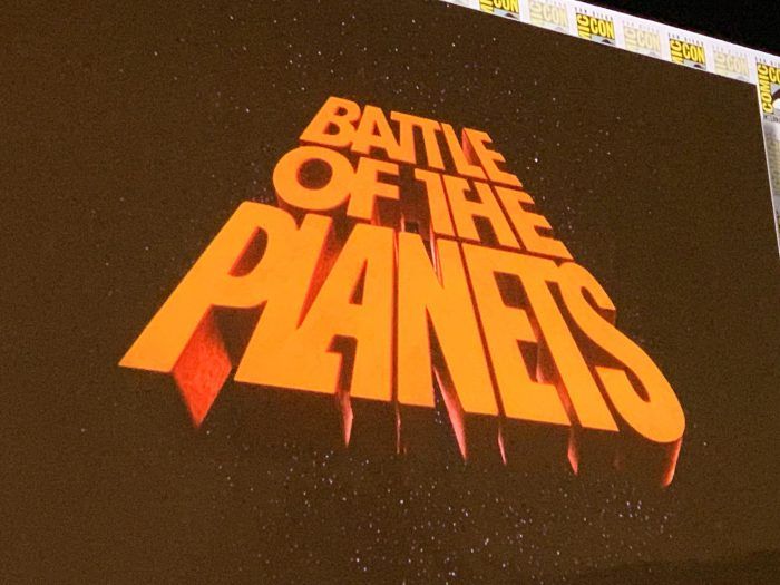 Battle of the Planets SDCC