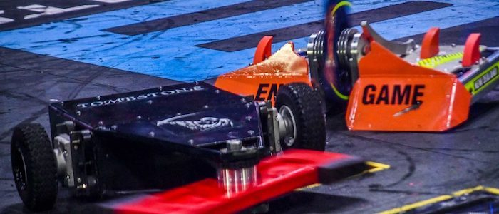 The Quarantine Stream: 'Battlebots' is a Joyous Ringside Seat at the Exciting World of Combat Robotics