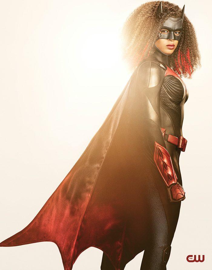 Batwoman suit 1