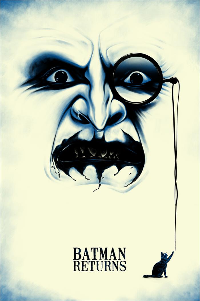 Benedict Woodhead Batman Returns