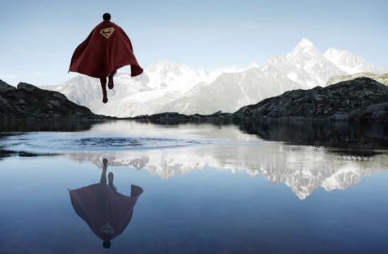 Benoit Lapray Superman