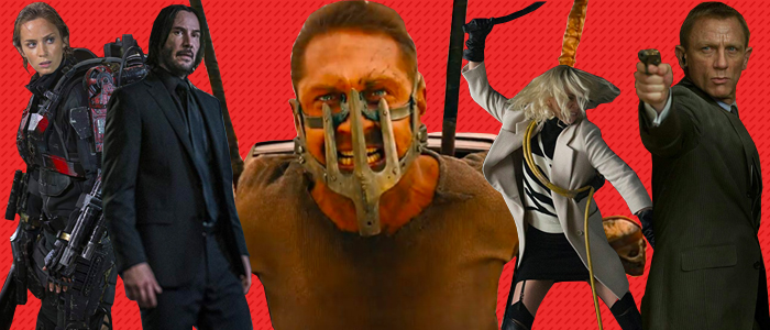 The 10 Best Hollywood Action Movies of the Decade