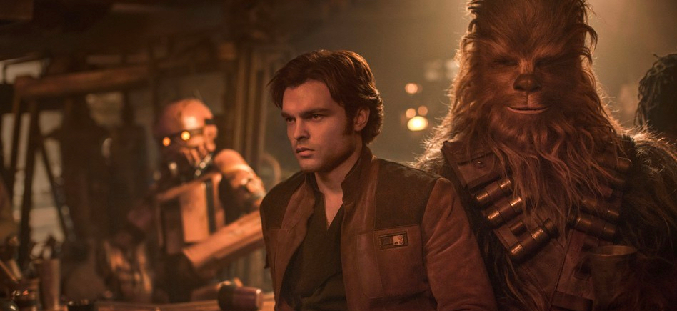 Solo Disqualifed for a Best Score Oscar By Mistake – /Film