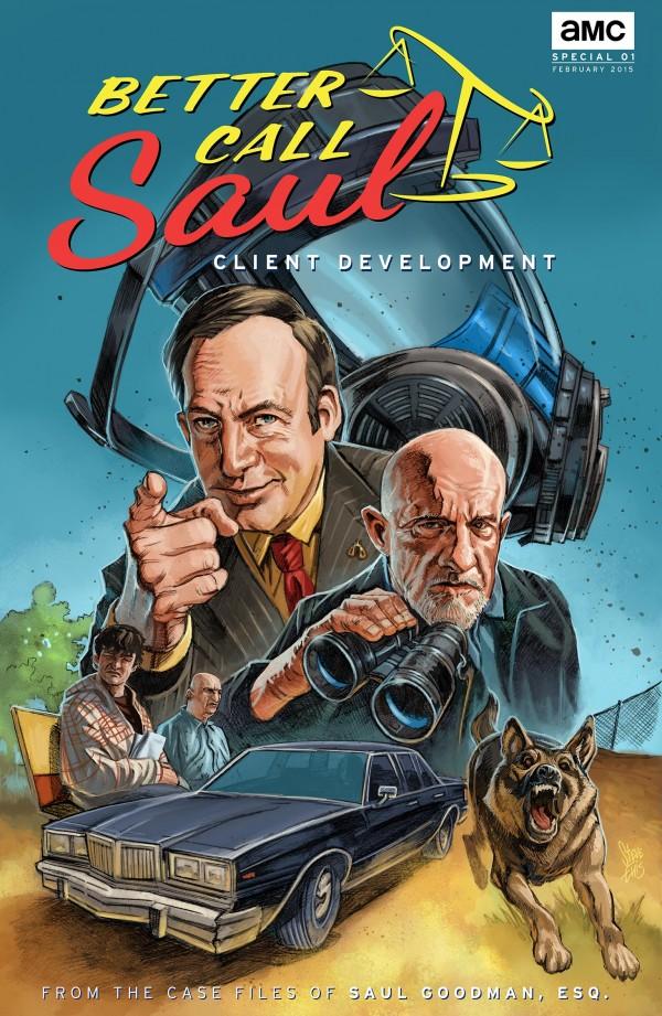 Better Call Saul Comic