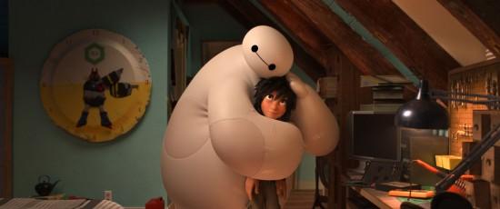 Big Hero 6 hug