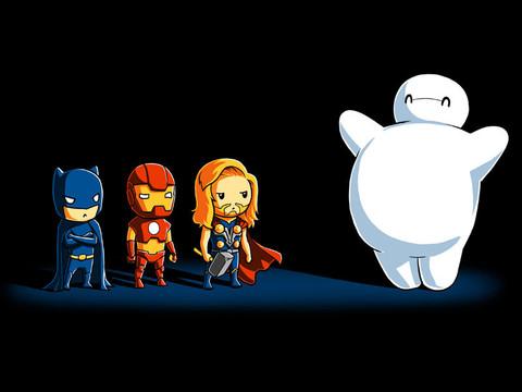 Big Heroes TeeTurtle