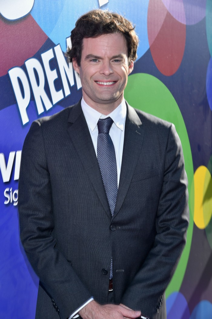 Bill Hader Inside Out Red Carpet