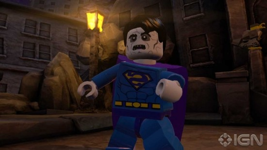 Bizzaro Lego Superman