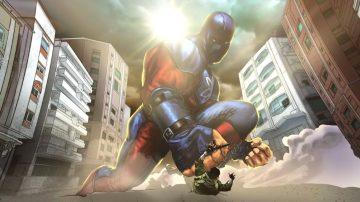 Black Adam - Atom Smasher