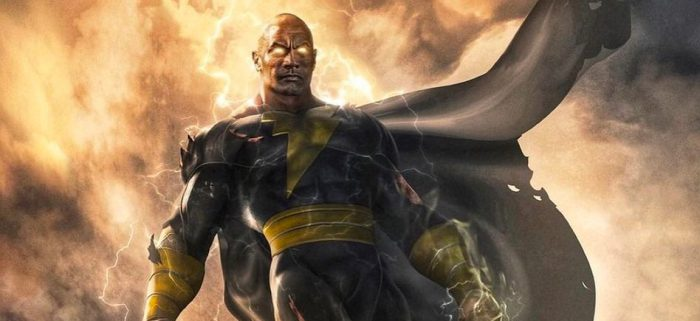 'Black Adam' Will Hit Theaters in December 2021, First Poster Revealed, Wustoo