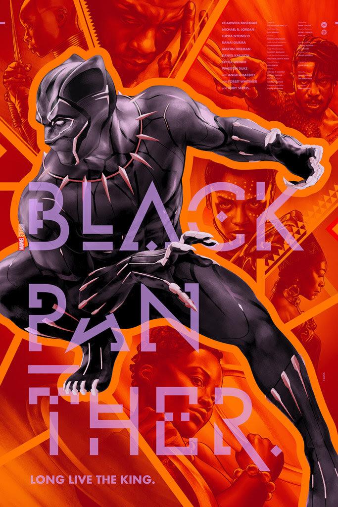 Black Panther Ansin 1
