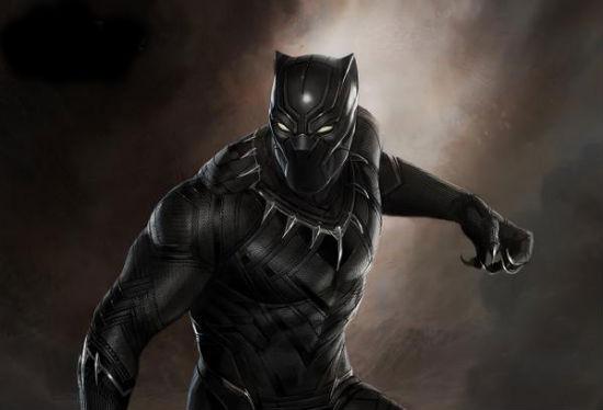 Black Panther Header