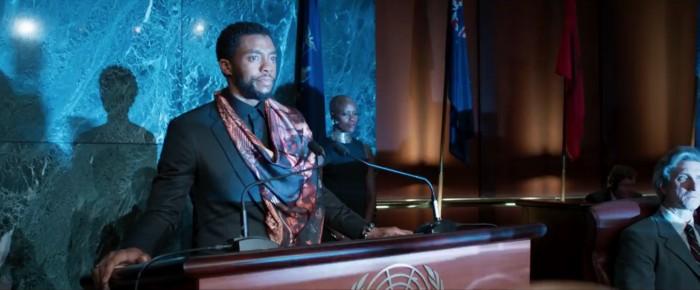 Black Panther Trailer Breakdown 22