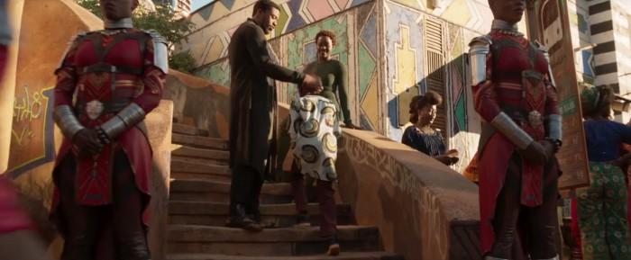 Black Panther Trailer Breakdown 24