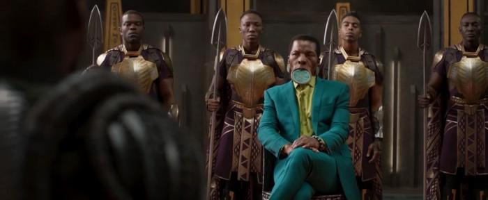 Black Panther Trailer Breakdown 25