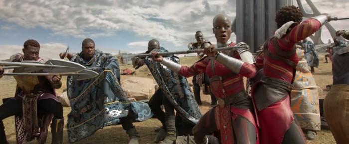Black Panther Trailer Breakdown 32