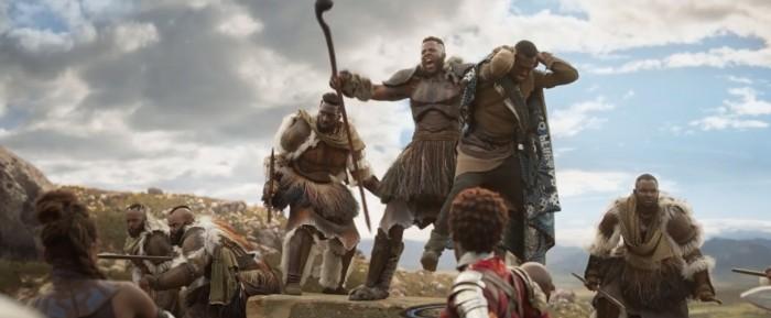 Black Panther Trailer Breakdown 35