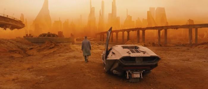 Blade Runner 2049 cityscape