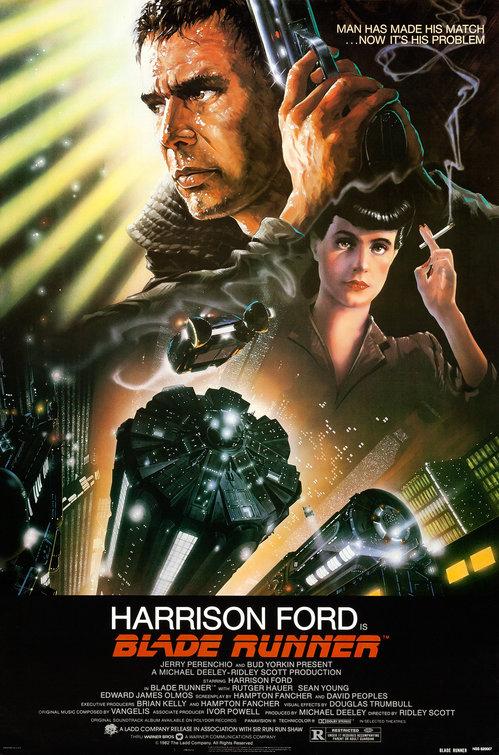 Blade Runner John Alvin poster