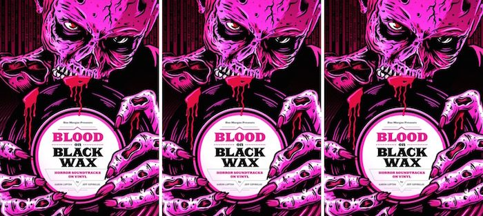 Blood on Black Wax Review