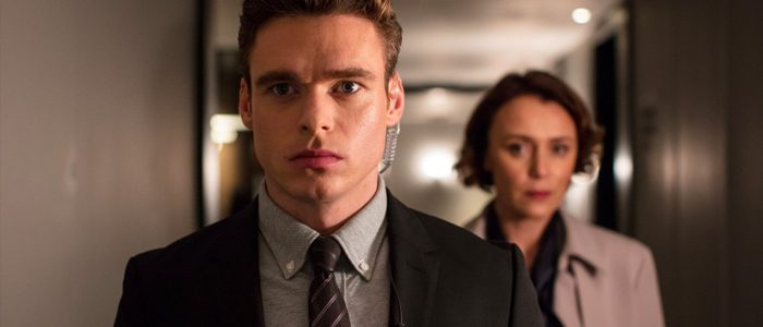 Bodyguard - Richard Madden and Keeley Hawes