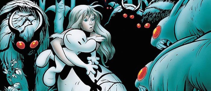 Comic Book Classic 'Bone' is Coming to Netflix as an Animated Series