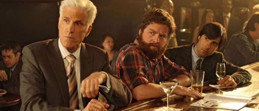 Jonathan Ames Offers Bored To Death Movie Update
