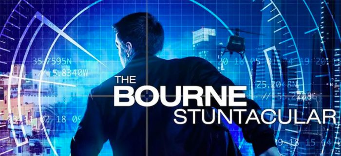 Bourne Stuntacular Virtual Sneak Peek