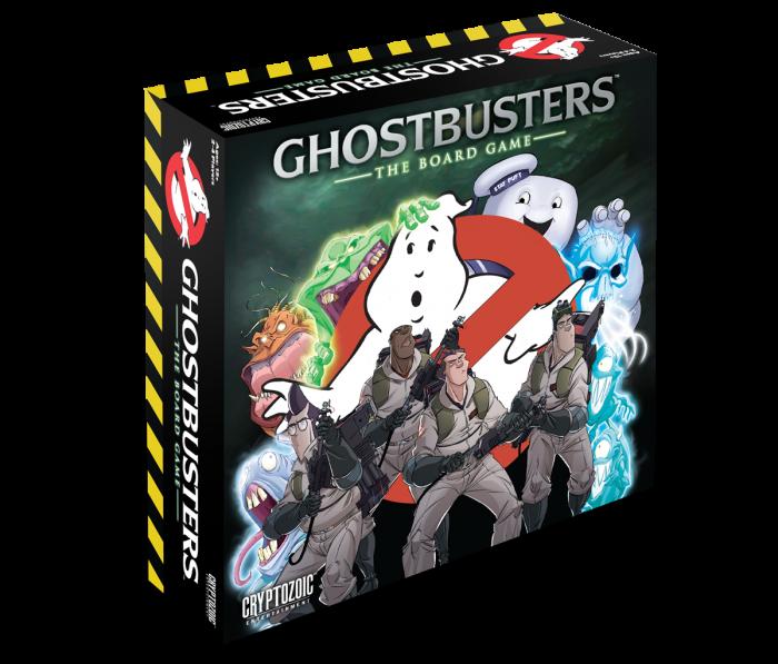 Ghostbusters Board Game - Standard