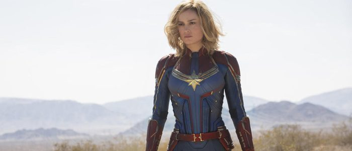 Captain Marvel fan theory