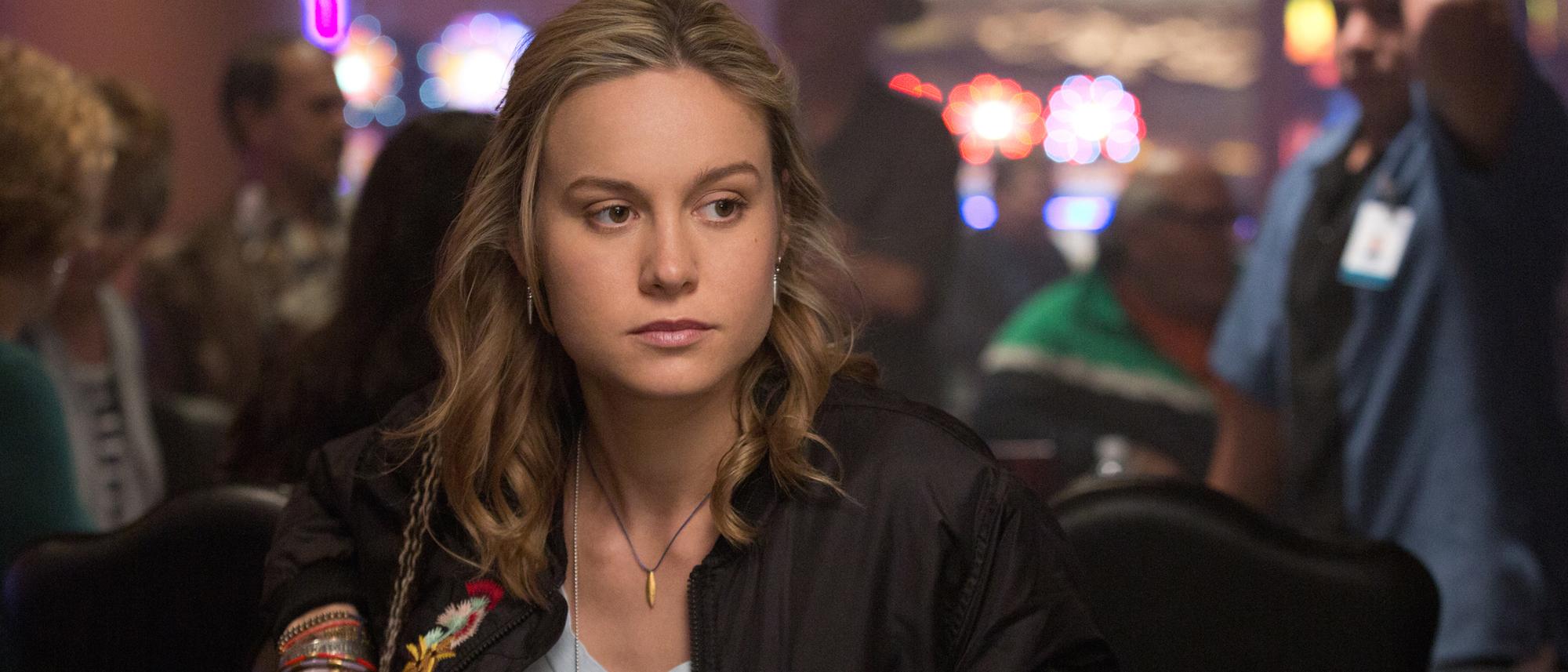 Captain Marvel Casts Brie Larson Comic Con 2016