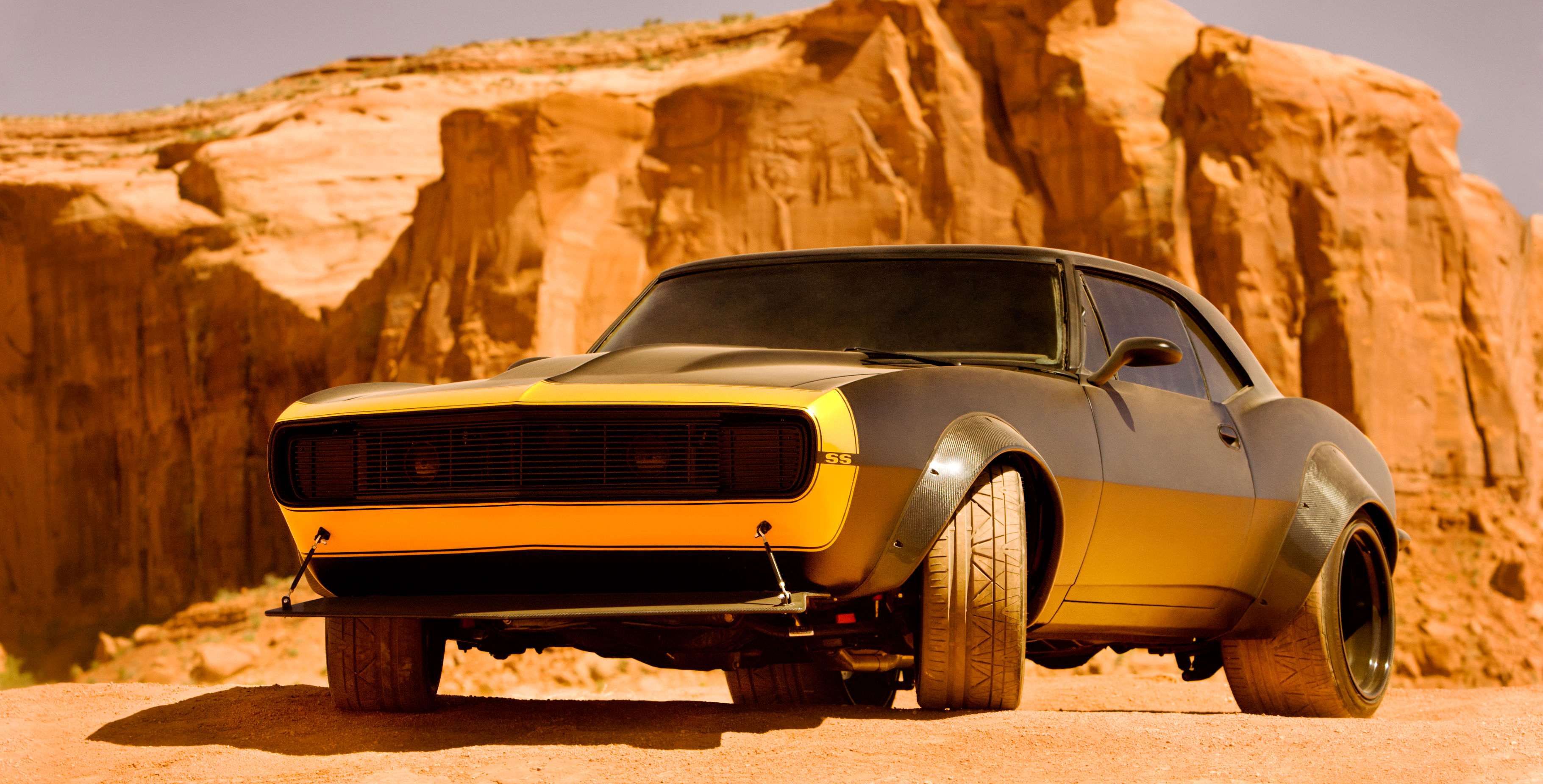 Bumblebee Gets Retro Look in 'Transformers 4' – /Film