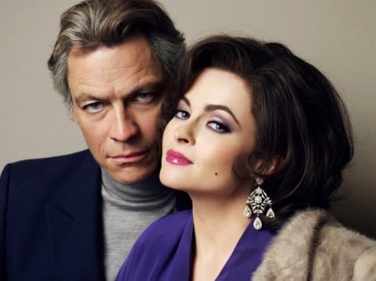 Burton and Taylor - Dominic West and Helena Bonham Carter