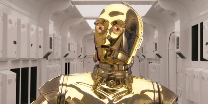 Anthony Daniels on Playing C-3PO for Over 40 Years and Why 'Star Wars' Isn't a Blockbuster [Interview]