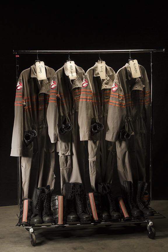 paul feig ghostbusters uniforms