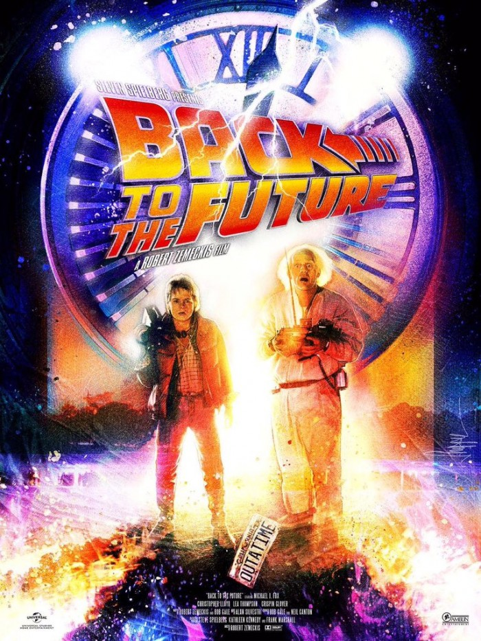 back to the future by paul shipper