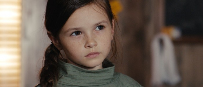 Cailey Fleming (young Rey in Star Wars: The Force Awakens)