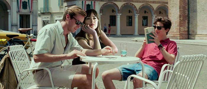 'Call Me By Your Name' Sequel: Luca Guadagnino Wants Dakota Johnson On Board