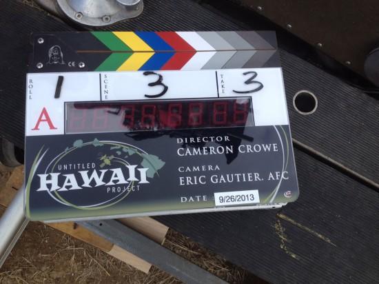 Cameron Crowe Hawaii Slate