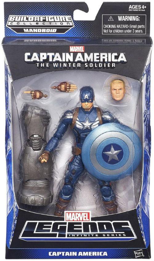 Captain America 2 Toy