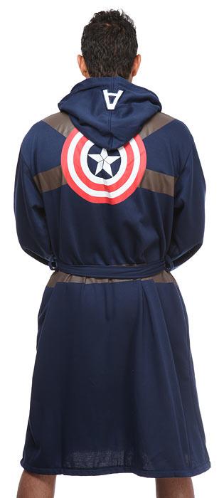 Captain America robe