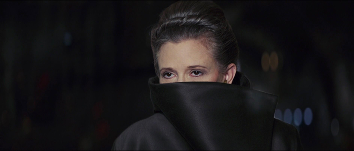 Carrie Fisher Star Wars 9