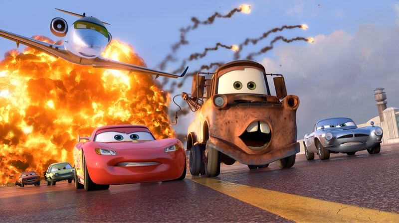 Cars 2 On Track To Become Pixars Worst Box Office Performance
