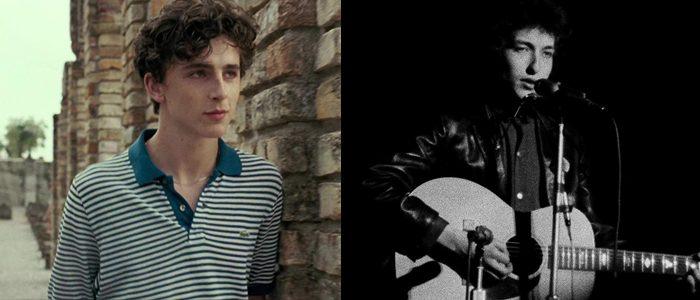 Chalamet Bob Dylan