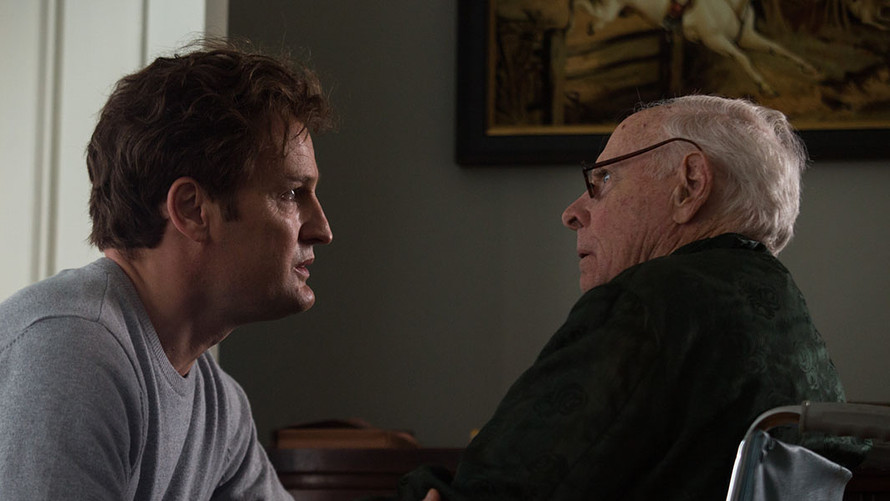 the senator starring Bruce Dern & Jason Clarke