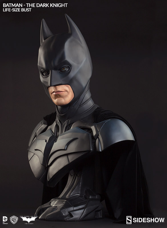 Christian Bale Batman Bust