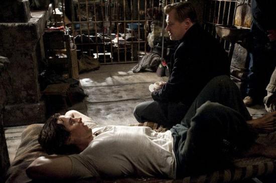 Christopher Nolan Prison TDKR